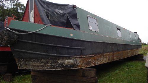 Narrowboat Boat